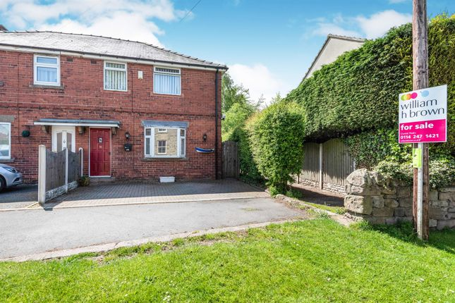 Thumbnail 3 bed semi-detached house for sale in Main Street, Ulley, Sheffield