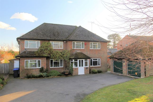 Thumbnail Detached house for sale in Ridgeway, Horsell, Woking