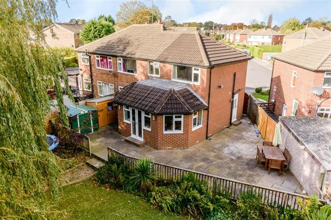 Thumbnail Semi-detached house for sale in Hall Orchards Avenue, Wetherby