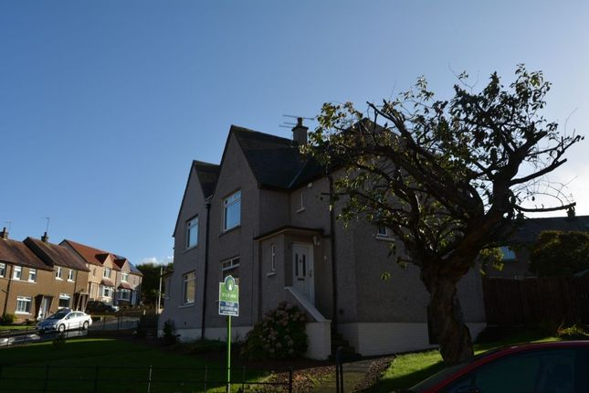 Thumbnail Semi-detached house to rent in Bantaskine Drive, Falkirk
