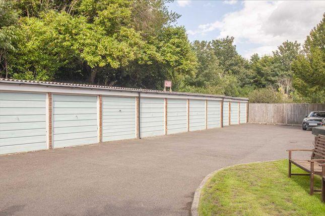 Garage of Redington, Lower Queens Road, Ashford, Kent TN24