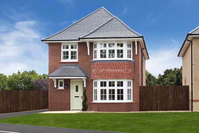 Thumbnail Detached house for sale in Priory Park, Tixall Road, Stafford, Staffordshire