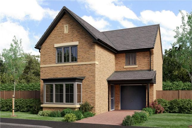 "Thumbnail Detached house for sale in ""The Malory"" at School Aycliffe, Newton Aycliffe"