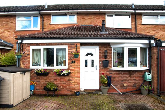 Thumbnail Terraced house for sale in Lodge Close, Bewdley