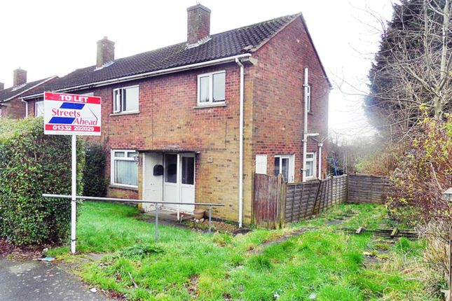 Thumbnail Semi-detached house to rent in Copes Way, Chaddesden, Derby