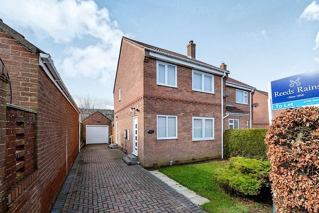 Thumbnail Semi-detached house to rent in Hovingham Drive, Scarborough