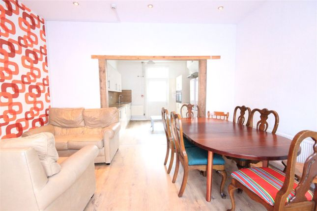Thumbnail Terraced house to rent in Grosvenor Road, St. Pauls, Bristol
