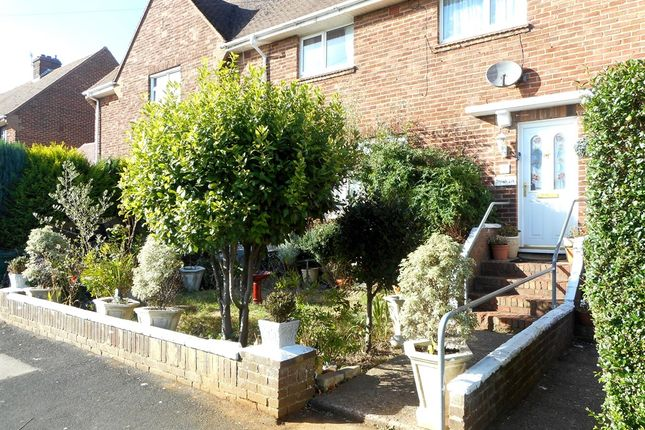 Thumbnail Terraced house for sale in Henfield Way, Hove