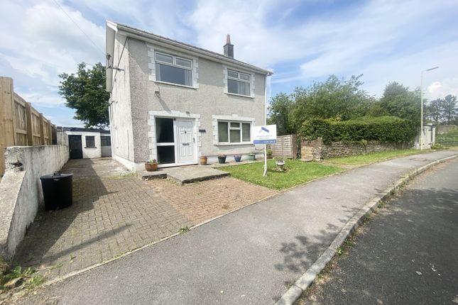 Thumbnail Detached house for sale in Bryn Hir, Penderyn Road, Hirwaun, Aberdare, Mid Glamorgan