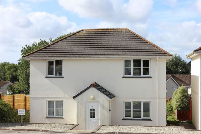 Thumbnail Flat for sale in Bownder Vean, St. Austell