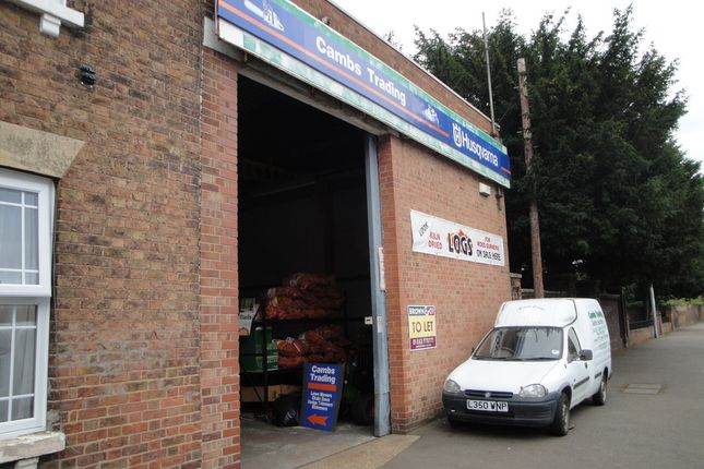Thumbnail Retail premises to let in The Bodyshop, Elm Road, Wisbech, Cambridgeshire