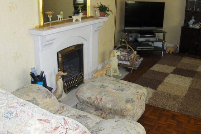 Lounge of Moorland Road, Bargoed CF81