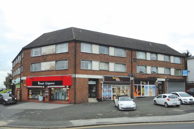 Thumbnail Flat for sale in Warley Court, Moat Road, Oldbury, West Midlands