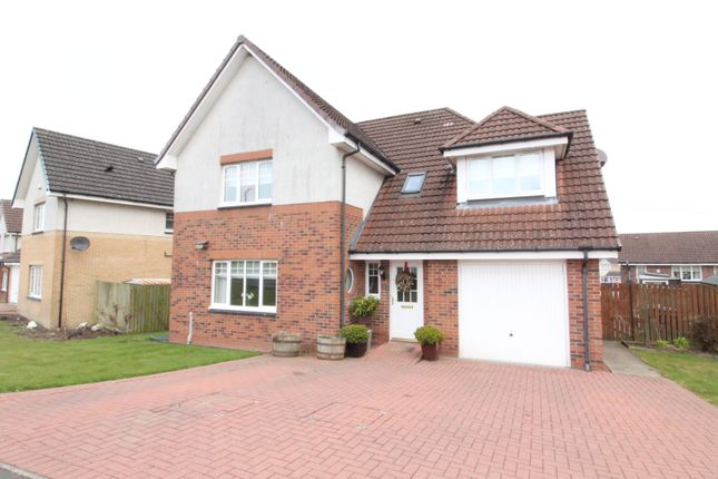 Thumbnail Detached house for sale in Linkwood Road, Airdrie