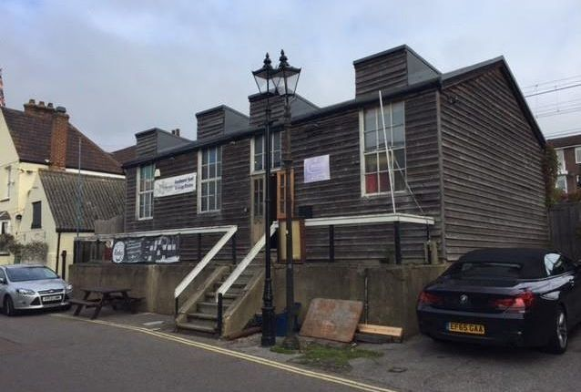 Thumbnail Leisure/hospitality to let in Scout Activity Centre, Adj 53 High Street, Leigh-On-Sea