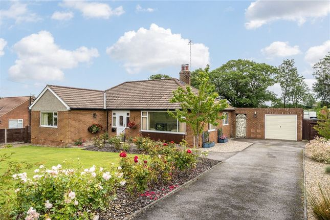 Thumbnail Bungalow for sale in Pye Lane, Burnt Yates, Harrogate, North Yorkshire
