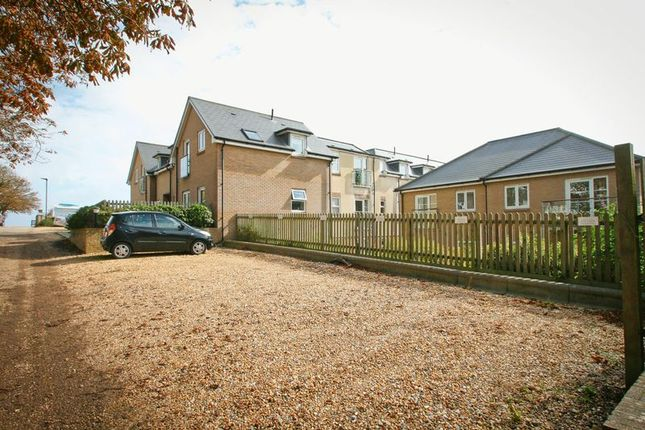 Thumbnail 1 bed flat for sale in Hope Road, Shanklin