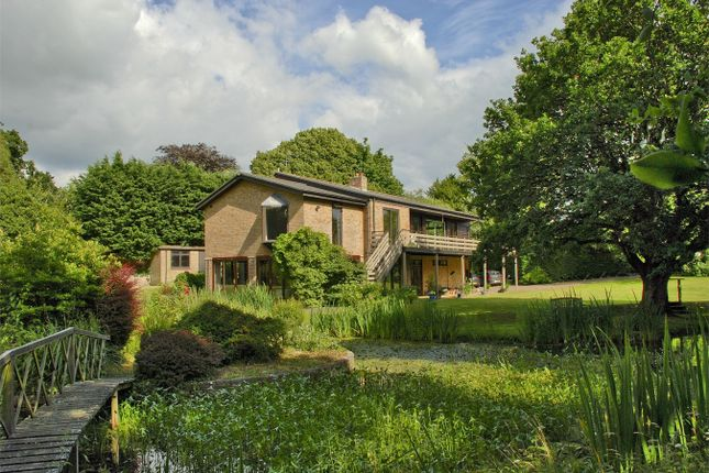 5 bed detached house for sale in Brook Hill, Norley Wood, Lymington