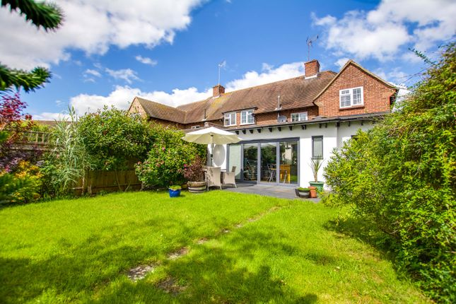 Thumbnail Semi-detached house for sale in Shepherds Close, Hurley