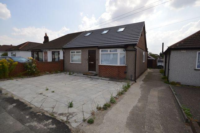 Thumbnail Bungalow to rent in Abbotts Walk, Bexleyheath