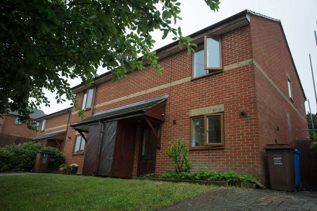 Thumbnail End terrace house to rent in Copperfield Road, Rochester