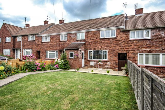 Thumbnail 4 bed terraced house for sale in Holly Green, Kingswood, Bristol
