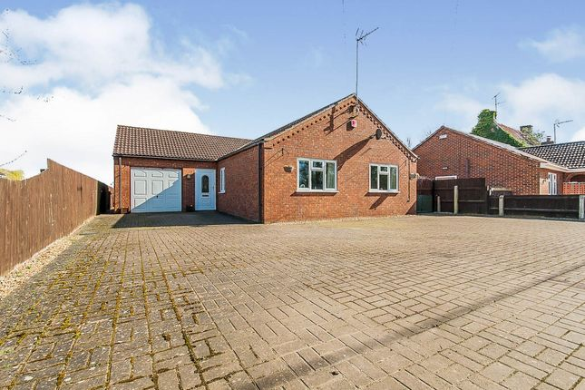 3 bed detached bungalow for sale in Croft Road, Upwell, Wisbech PE14