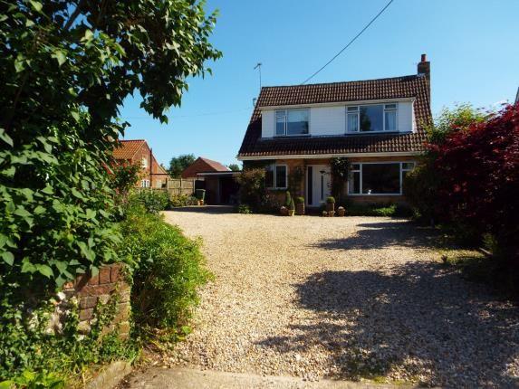 Thumbnail Bungalow for sale in Weasenham, King's Lynn, Norfolk
