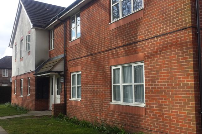 Thumbnail Flat to rent in Reid Close, Hayes