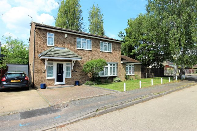 Detached house for sale in Mayflower Close, Nazeing, Waltham Abbey