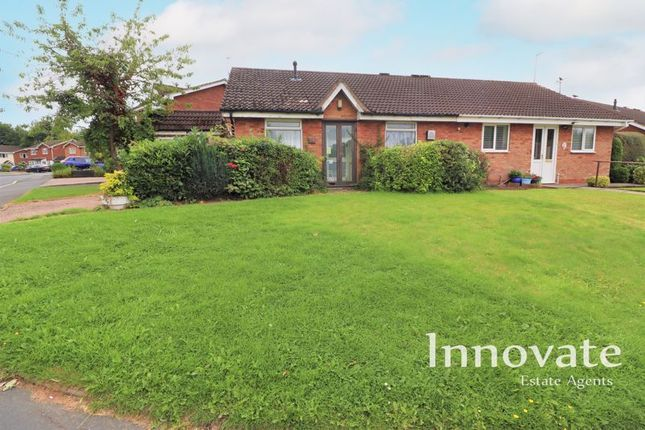 Thumbnail Bungalow for sale in Pound Road, Oldbury