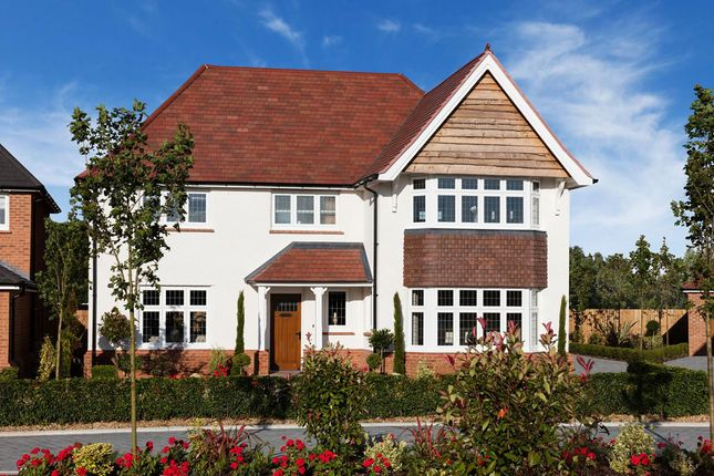 Thumbnail Detached house for sale in Woodford Garden Village, Chester Road, Woodford, Cheshire