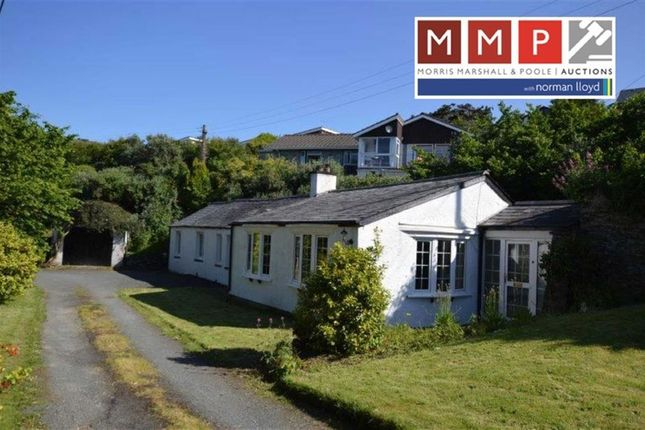 Thumbnail Detached bungalow for sale in The Bungalow, Balkan Hill, Aberdyfi, Gwynedd