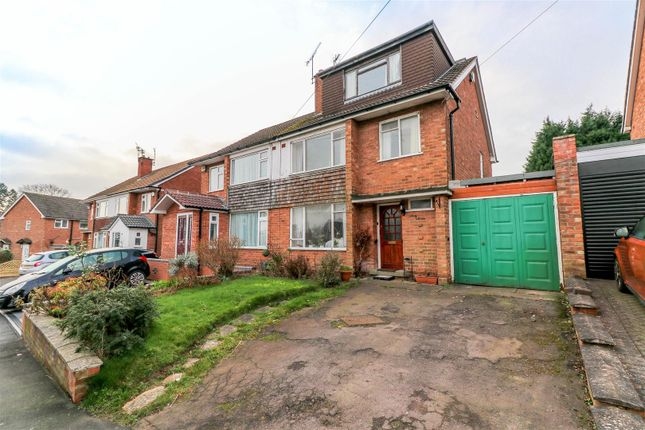 Semi-detached house in  Handsworth Crescent  Coventry  Birmingham