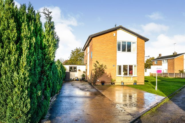 Thumbnail Detached house for sale in Meadow Lane, Huntington, Chester
