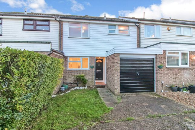 Thumbnail Terraced house to rent in Constitution Hill, Snodland, Kent