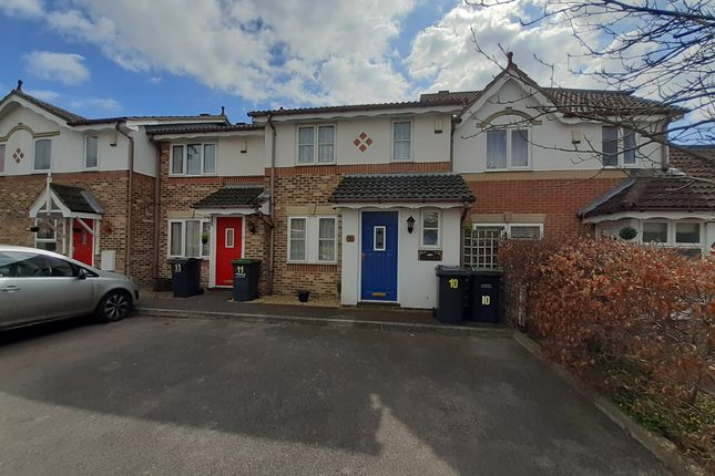 Thumbnail End terrace house to rent in Marlin Close, Gosport