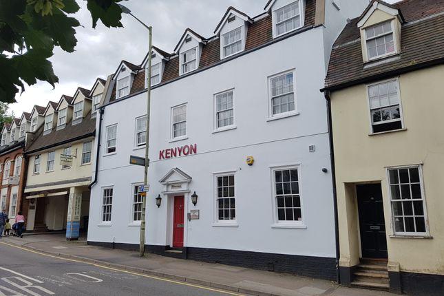 Thumbnail Office to let in Hockerill Street, Bishops Stortford