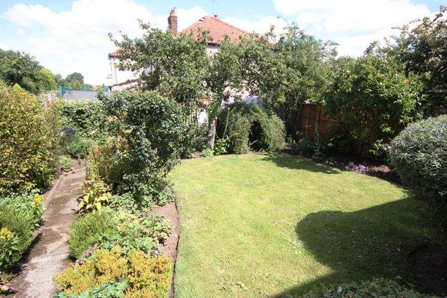 Garden of Rudston Road, Childwall, Liverpool, Merseyside L16