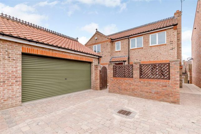 Thumbnail Detached house for sale in Manor Road, Easingwold, York