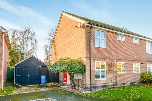 3 bed semi-detached house to rent in Morleys Road, Earls Colne, Colchester