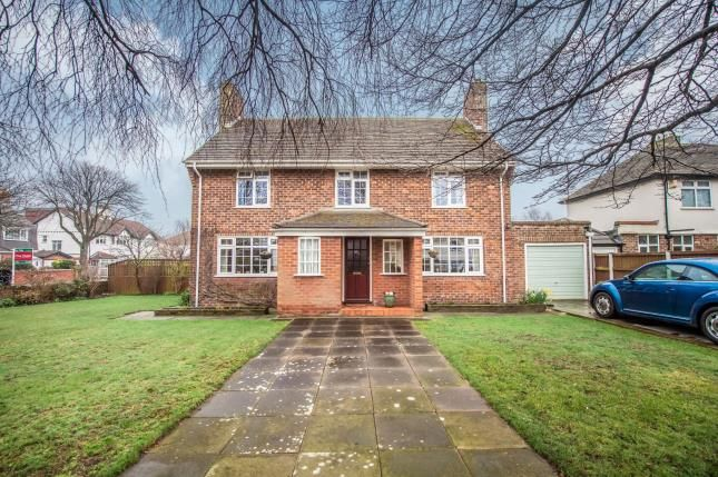 Thumbnail Detached house for sale in St Michaels Road, Crosby, Liverpool, Merseyside