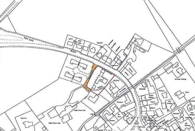 Thumbnail Land for sale in Steading Place, Meigle, Blairgowrie