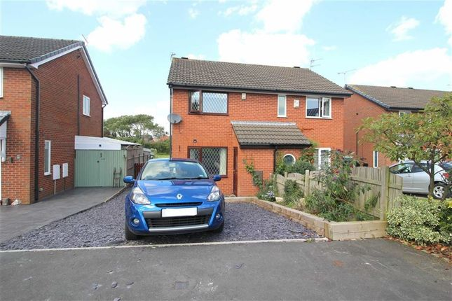 Thumbnail Semi-detached house to rent in Parkside, Lea, Preston