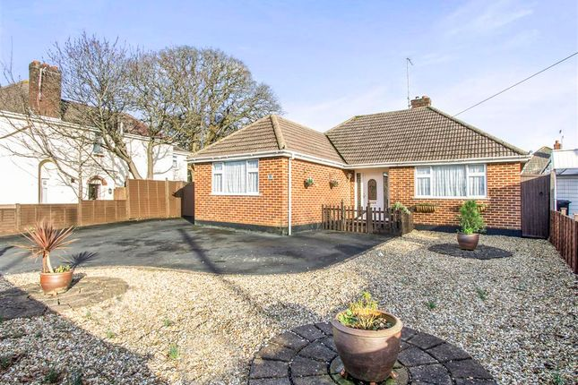 Thumbnail Detached bungalow for sale in Waterloo Road, Poole