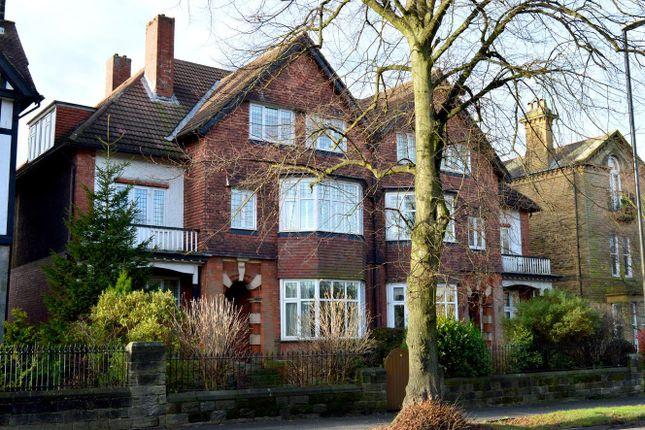 Thumbnail Flat to rent in Leeds Road, Harrogate
