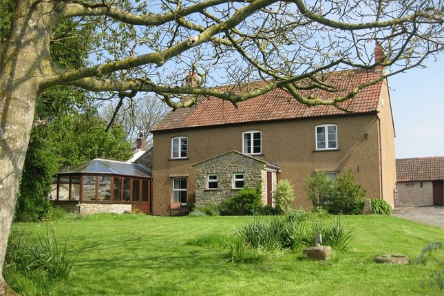 Thumbnail Detached house for sale in Highfield Farm, Mudgley Road, Wedmore, Somerset