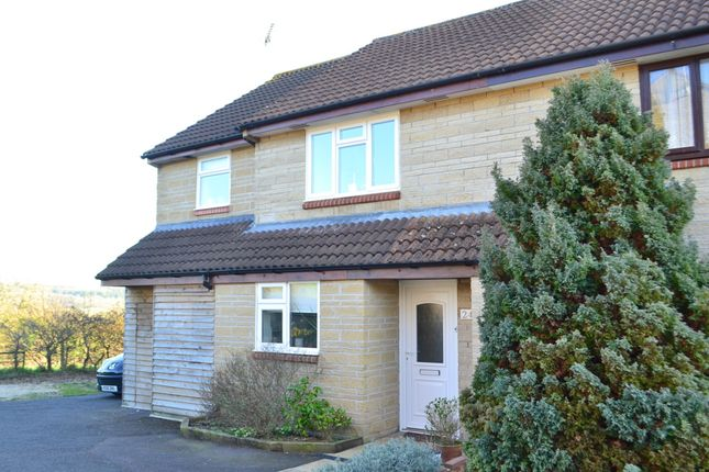 Thumbnail 4 bed end terrace house for sale in Bruton, Somerset