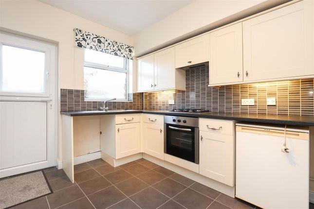 Kitchen of Hipper Street West, Brampton, Chesterfield S40