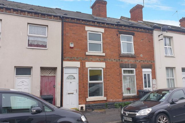 Thumbnail 2 bed property for sale in 73 Princes Street, Derby, Derbyshire